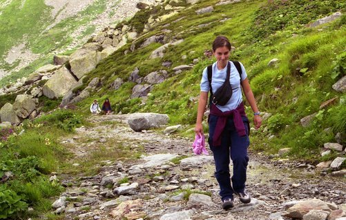 The Need to Feel Good About Yourself When Hiking in Wales